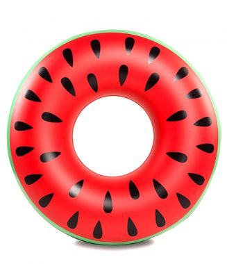 Nafukovací kruh do vody Meloun