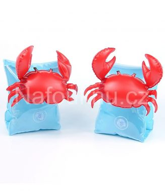 Nafukovaí rukávky do vody Krab
